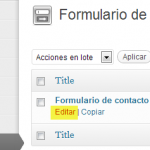 Trackear formularios de Contact Form 7 en Google Analytics