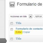 Trackear formularios de Contact Form 7 en Google Analytics