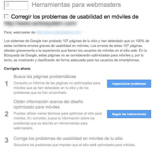 optimizacion para moviles en wordpress