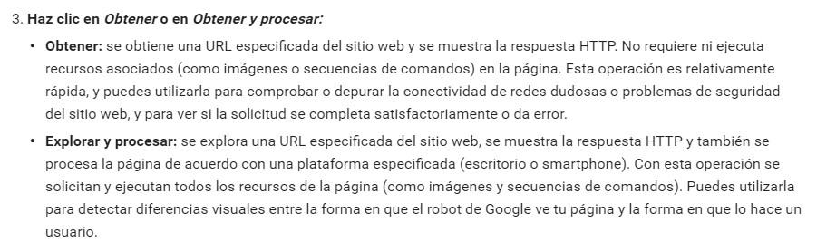 Obtener y procesar Google Search Console